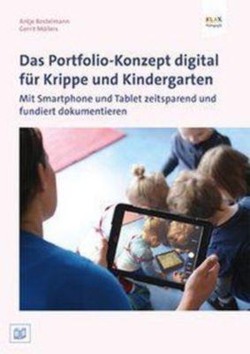 Das portfolio konzept digital f r krippe und kindergarten buch for Konzept kindergarten