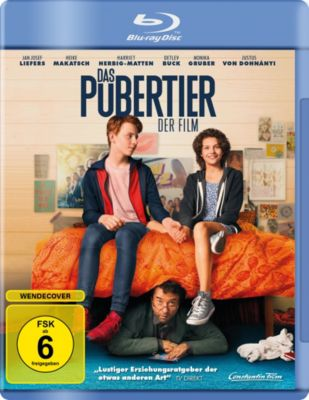 Das Pubertier - Der Film, Harriet Herbig-Matten Jan Josef Liefers