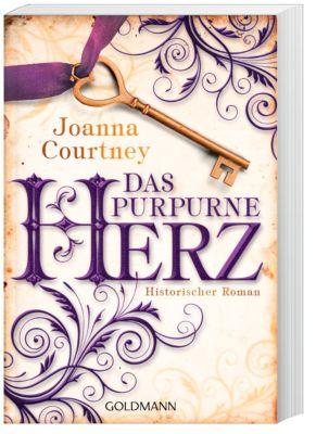 Das purpurne Herz, Joanna Courtney