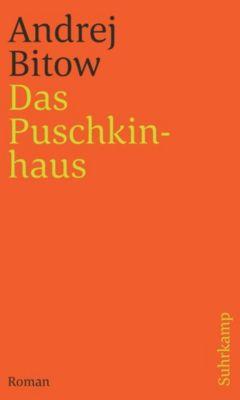 Das Puschkinhaus - Andrej Bitow |