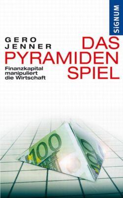 Das Pyramidenspiel, Gero Jenner