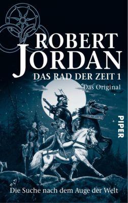 Das Rad der Zeit. Das Original Band 1: Die Suche nach dem Auge der Welt, Robert Jordan