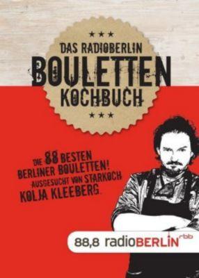 Das radioBERLIN Bouletten Kochbuch