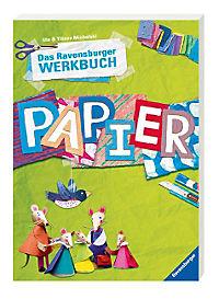 Das Ravensburger Werkbuch Papier - Produktdetailbild 1