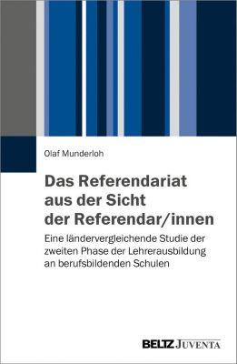 Das Referendariat aus der Sicht der Referendar/innen, Olaf Munderloh