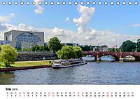 Das Regierungsviertel in Berlin (Tischkalender 2019 DIN A5 quer) - Produktdetailbild 5