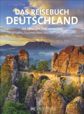 Das Reisebuch Deutschland -  pdf epub
