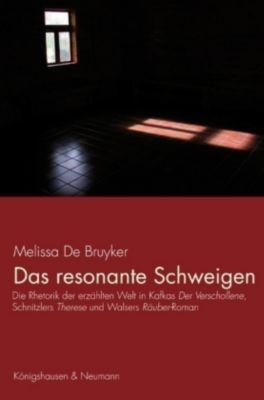 Das resonante Schweigen, Melissa de Bruyker