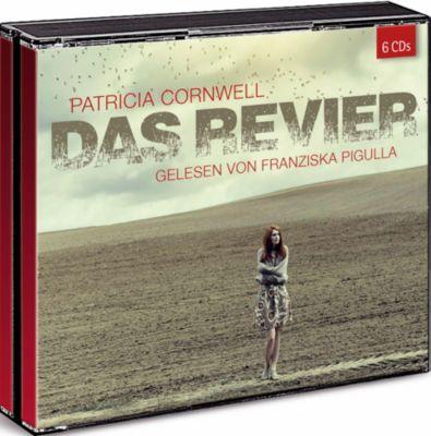 Das Revier, 6 CDs, Patricia Cornwell