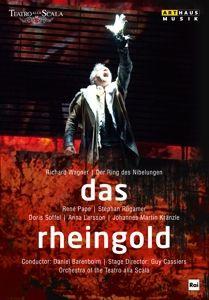 Das Rheingold, Richard Wagner
