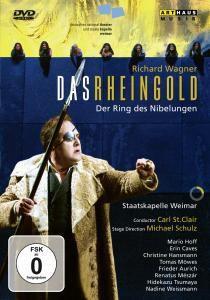 Das Rheingold, St.Clair, Hoff, Caves, Hansmann