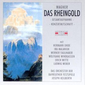 Das Rheingold, Orchester Der Bayreuther Festspiele