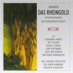 Das Rheingold, Sinf.Orch.D.NWDR Hamburg