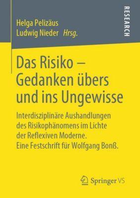 Das Risiko - Gedanken übers und ins Ungewisse