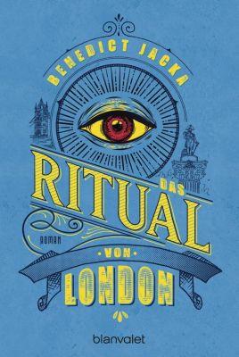 Das Ritual von London - Benedict Jacka |