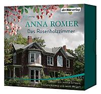 Das Rosenholzzimmer, 8 Audio-CDs - Produktdetailbild 1