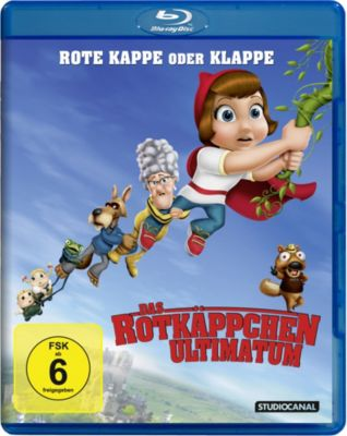 Das Rotkäppchen-Ultimatum, Mike Disa, Cory Edwards, Todd Edwards, Tony Leech