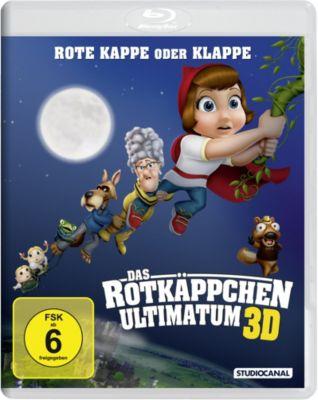 Das Rotkäppchen-Ultimatum - 3D-Edition