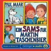 Das Sams Band 4: Ein Sams für Martin Taschenbier (2 Audio-CDs), Paul Maar