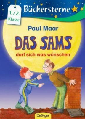 Das Sams darf sich was wünschen, Paul Maar