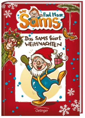 Das Sams feiert Weihnachten, Paul Maar
