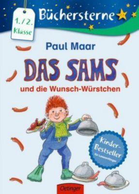 Das Sams und die Wunsch-Würstchen, Paul Maar