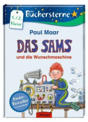 Das Sams und die Wunschmaschine, Paul Maar