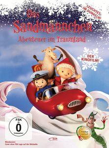 Das Sandmännchen - Abenteuer im Traumland, Katharina Reschke, Jan Strathmann
