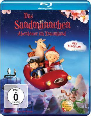 Das Sandmännchen - Abenteuer im Traumland, Diverse Interpreten
