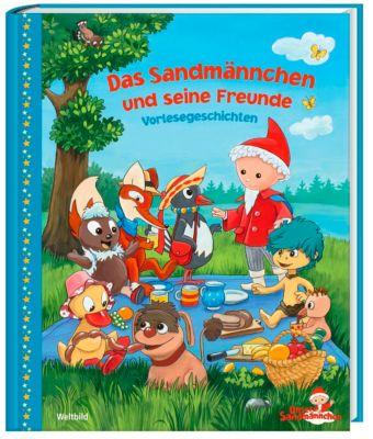 Das Sandmännchen und seine Freunde - Vorlesegeschichten