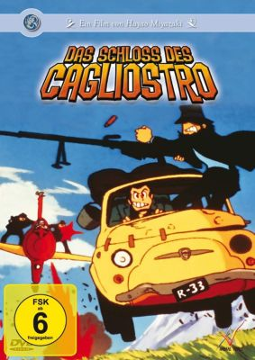 Das Schloss des Cagliostro (Single Disc), Monkey Punch
