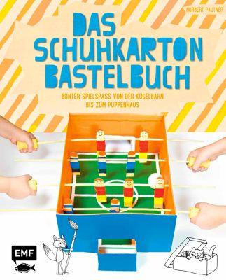 Das Schuhkarton-Bastelbuch, Norbert Pautner
