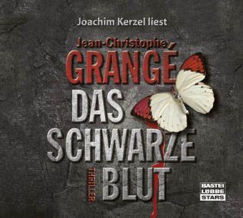 Das schwarze Blut, 6 Audio-CDs, Jean-Christophe Grange