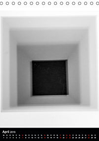 Das schwarze Quadrat auf weissem Grund (Tischkalender 2019 DIN A5 hoch) - Produktdetailbild 4