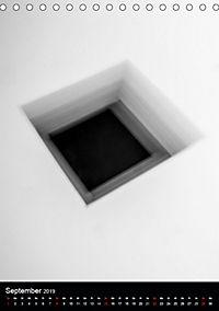 Das schwarze Quadrat auf weissem Grund (Tischkalender 2019 DIN A5 hoch) - Produktdetailbild 9