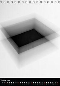 Das schwarze Quadrat auf weissem Grund (Tischkalender 2019 DIN A5 hoch) - Produktdetailbild 3