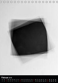 Das schwarze Quadrat auf weissem Grund (Tischkalender 2019 DIN A5 hoch) - Produktdetailbild 2