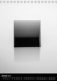Das schwarze Quadrat auf weissem Grund (Tischkalender 2019 DIN A5 hoch) - Produktdetailbild 1