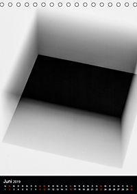 Das schwarze Quadrat auf weissem Grund (Tischkalender 2019 DIN A5 hoch) - Produktdetailbild 6