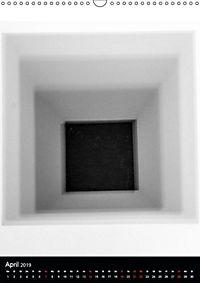 Das schwarze Quadrat auf weißem Grund (Wandkalender 2019 DIN A3 hoch) - Produktdetailbild 4