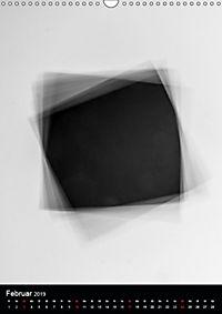 Das schwarze Quadrat auf weißem Grund (Wandkalender 2019 DIN A3 hoch) - Produktdetailbild 2