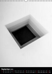 Das schwarze Quadrat auf weißem Grund (Wandkalender 2019 DIN A3 hoch) - Produktdetailbild 9