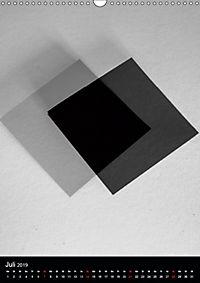 Das schwarze Quadrat auf weißem Grund (Wandkalender 2019 DIN A3 hoch) - Produktdetailbild 7