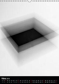 Das schwarze Quadrat auf weißem Grund (Wandkalender 2019 DIN A3 hoch) - Produktdetailbild 3