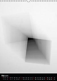 Das schwarze Quadrat auf weißem Grund (Wandkalender 2019 DIN A3 hoch) - Produktdetailbild 5