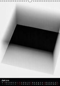 Das schwarze Quadrat auf weißem Grund (Wandkalender 2019 DIN A3 hoch) - Produktdetailbild 6
