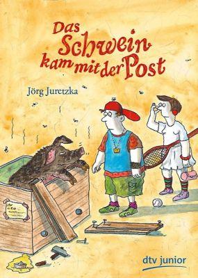Das Schwein kam mit der Post, Jörg Juretzka