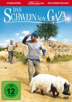 Das Schwein von Gaza, Sylvain Estibal