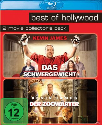 Das Schwergewicht , Der Zoowärter - 2 Disc Bluray