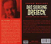 Das silberne Dreieck, 1 Audio-CD - Produktdetailbild 1